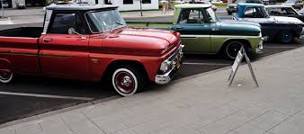 Just A Car Guy: Coincidental Parking Of 3 1966 Chevy Trucks Let Me ... Pin By Ruffin Redwine On 65 Chevy Trucks Pinterest Cars 1966 C 10 Pickup 50k Miles Chevrolet C60 Dump Truck Item H1454 Sold April 1 G Truck Id 26435 C10 Doubleedged Sword Custom Truckin Magazine Stepside If You Want Success Try Starting With The 1964 Bed Inspirational Step Side Walk Bagged Air Ride Patina Trucks The Page For Sale Orange Twist Hot Rod Network