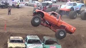 100 Monster Truck Crashes Orange Crash S Wiki FANDOM Powered By Wikia