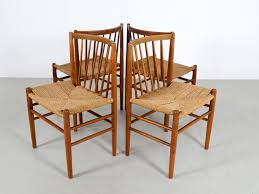 Scandinavian Dining Chairs In Oak And Paper Cord By Jørgen Bækmark ... Danish Midcentury Modern Rosewood And Leather Ding Chairs Set Of Scdinavian Ding Chairs Made Wood Rope 1960s 65856 Mid Century Teak Seagrass Style Layer Design Aptdeco 6 X Style Room Chair 98610 Living Room Fniture Replica Wooden And Rattan 2 68007 Pad Lifestyle Herringbone Sven Ding Chair Sophisticated Eight Brge Mogsen In Vintage Market Weber Chair Weberfniturecomau Vintage Danish Modern