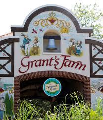 Grants Farm St Louis Halloween by A Day At Grant U0027s Farm St Louis Mo