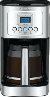 Cuisinart Coffee On Demand Dcc 3000 Cup Coffeemaker Black Stainless