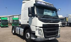 2014 Volvo FM4 4x2 With Globetrotter Cab: Commercial Motor's Used ...
