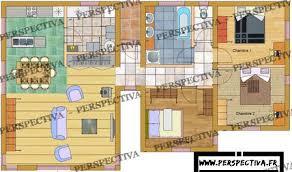 plan maison en bois gratuit de maison bois gratuit