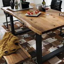 Exotic Wood Dining Tables