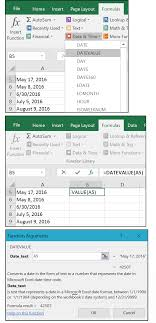 Mastering Excel Date & Time Serial numbers Networkdays