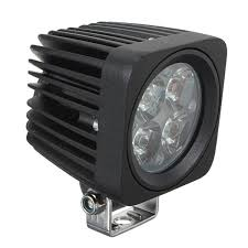 100 Truck Spot Light Waterproof 10W LED Modular Heavy Duty Work Lamp For