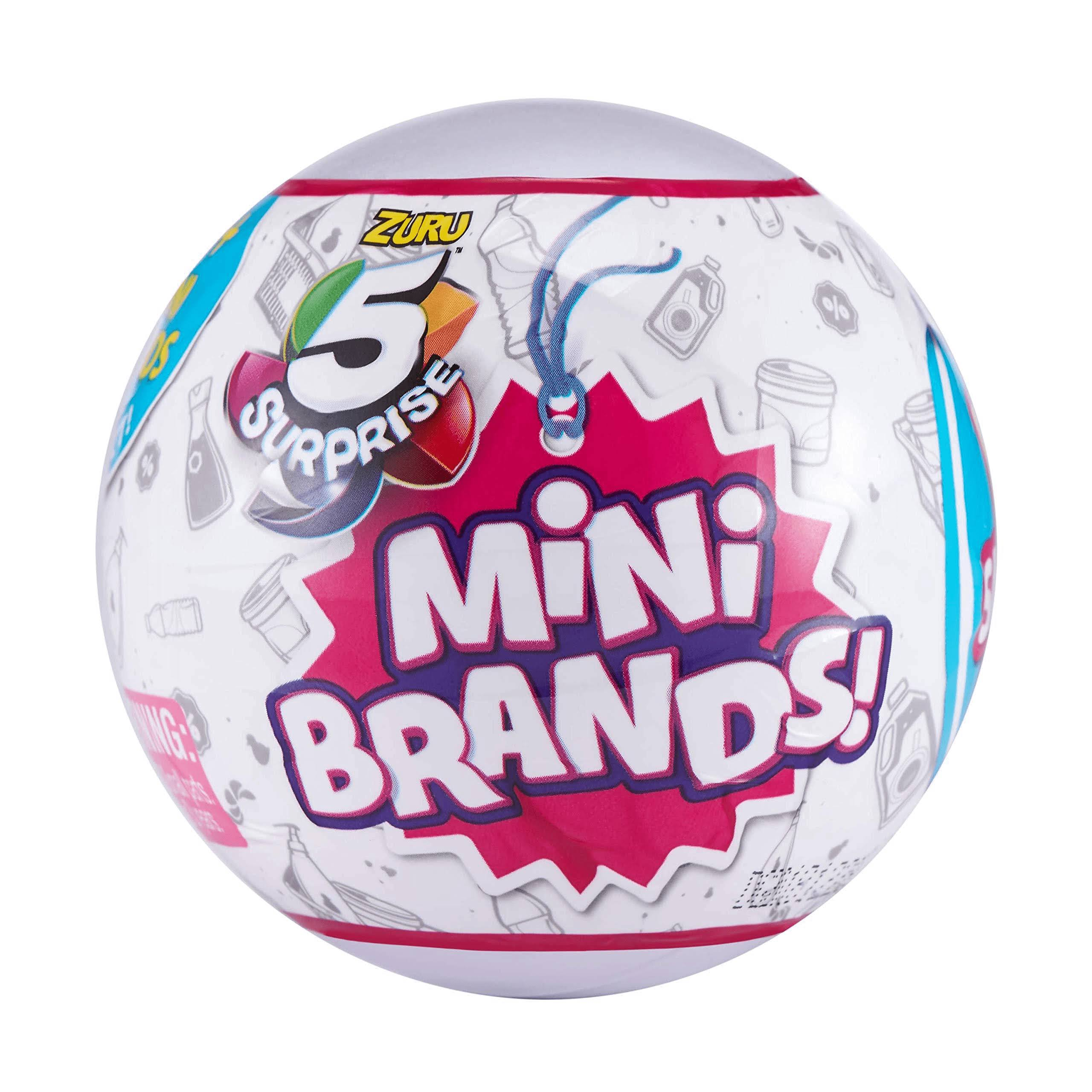 Zuru Mini Brands 5-surprise Ball