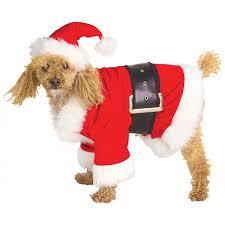 Amazoncom Santa Dog Costume Pet Costumes Pet Supplies