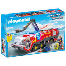 Playmobil Child Toy 5337 City Action Airport Fire Engine With Lights ... Its Not Lego Lepin 02036 City Truck Building Set Review Lego Airport Fire Set 60061 Youtube Airport Ebay From 15679 Nextag Airport Fire Truck 7213 Offroad And Fireboat I Brick Itructions 7891 Yellow Complete Town Square Firetruck 2100 En Mercado Libre Buy Great Vehicles Multi Color Online Station Remake Legocom Hobbydigicom Shop