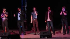 Home Free performing perfectly Lee Greenwood s God Bless The USA