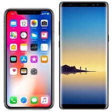 Head To Head Apple iPhone X Vs Samsung Galaxy Note8 Page 1