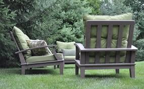 Custom Made Cypress Patio Furniture