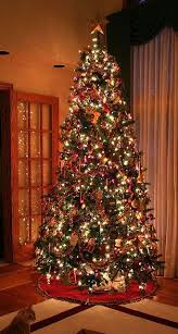 Remembering The French Doors High Ceilings And 10 Foot Trees Of Old World Holidays