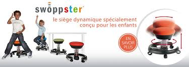 swopper shop chaise siège de bureau ergonomique et dynamique