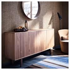 stockholm sideboard walnut veneer 63x31 7 8