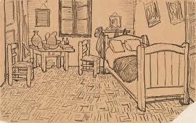 ملف vincent gogh vincent s bedroom in arles letter