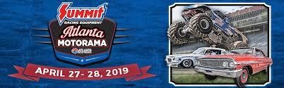 100 Monster Truck Show Atlanta Motor Speedway