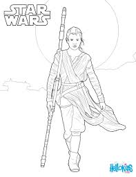 Star Wars Coloring Page Detailed Pages Nature Intricate Christmas Printable Full Size
