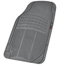Car Floor Mats by Motor Trend Eco Tech Car Floor Mats W Cargo Liner Gray Odorless