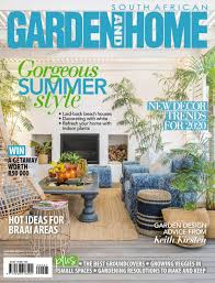 100 House And Home Magazines Get Your Digital Copy Of South African Garden And