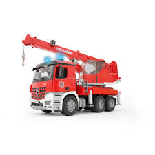 Bruder® MB Arocs Fire Engine Crane Truck 03675 - Jadrem Toys Bruder Man Fire Engine With Water Pump Light Sound For Our Mb Sprinter With Ladder And Tgs Tank Truck Buy At Bruderstorech Toys Mercedes Benz Ladderlights Man Water Pump Light Sound The 02480 Unimog Wth Amazoncouk Slewing Laddwater Pumplightssounds Mack Truck Minds Alive Crafts Books Super Bundling Big Sale 12 In Indonesia Facebook Bruder Land Rover Defender Preassembled Engine Model 116 Jeep Rubicon Rescue Fireman Vehicle Set