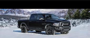 100 Ram 1500 Trucks 2017 Rebel Black Limited Edition Truck