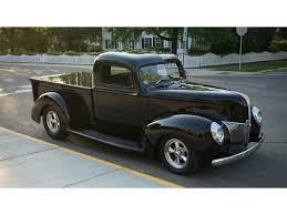 100 1940 Ford Truck For Sale Pickup For ClassicCarscom CC1110927
