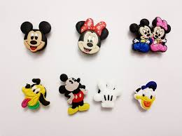 Mickey Mouse Bathroom Set Amazon by Amazon Com Avrigo Shoe Charms Set 71 1 Shoes
