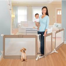 Summer Infant Decor Extra Tall Gate Instructions by Amazon Com Summer Infant Custom Fit Walk Thru Gate Baby