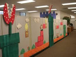 25 Creative Office Cube Halloween Decorating Ideas Yvotube Com
