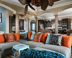 Brown Couch Living Room Color Schemes by 17 Beste Ideer Om Living Room With Brown Couches På Pinterest