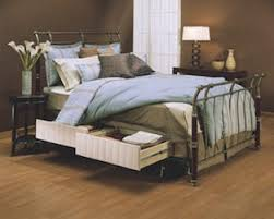 Knickerbocker Bed Frame Embrace by Mattress Support Systems Reframing Foundations