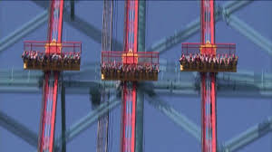 Halloween Attractions In Jackson Nj by Zumanjaro Drop Of Doom Opens In Jackson Nj Wgn Tv