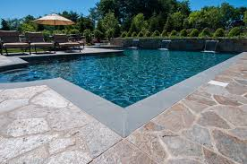 Npt Pool Tile Palm Desert by Swimming Pool New Plaster Finish Plus Abalone Shells Plasters
