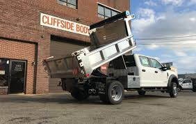 Stainless Steel Mason Dump Bodies - Cliffside Body Truck Bodies ...