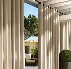Sunbrella Curtains With Grommets by Sunbrella Outdoor Curtains With Grommets Curtains Home Design With