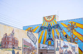 Deep Ellum Mural Locations by Exploring Norman Oklahoma Fortuitous Foodies