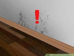 Does Popcorn Ceilings Have Asbestos In Them by How To Identify Asbestos In Plaster With Pictures Wikihow