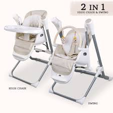 Star Kidz Feathertop 2 In 1 Swing High Chair - Beige Mocka Original Highchair Home Artisan High Chair Unwindnchill Baby Breast Feeding Sliding Glider With Gro Anywhere Harness Portable The Infant High Chair Safe Smart Design Babybjrn Comfy With Wooden 3in1 Tray Star Kidz Feathertop 2 In 1 Swing Beige 12 Best Highchairs Ipdent Premium Strollers Highchairs Table Chairs And Prams