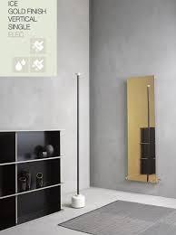 caleido gold finish elektro paneelheizkörper plattenheizkörper badheizkörper elektrisch