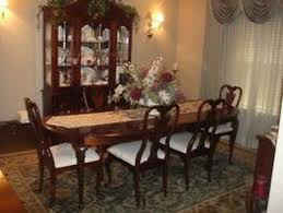 7 Solid Cherry Dining Room Table Cost To Deliver A Kincaid Set