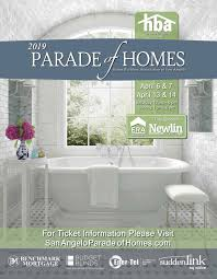 100 Houses Magazine Online Parade Of Homes Home Builders Association Of San Angelo