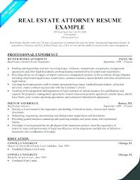 Real Estate Resume Here Are Resumes Sample Samples