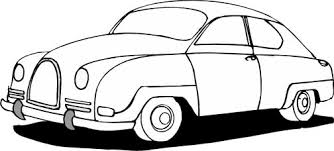 Free Coloring Pages Of Cartoon Cars