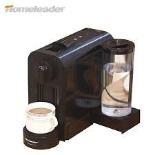 Homeleader Cappuccino Nespresso Espresso Expresso Cafetiere Italiana Coffee Maker With Grinder