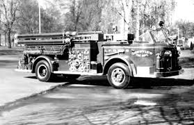 Vintage 1950 Longview Fire Engine Returns Home | Local | Tdn.com