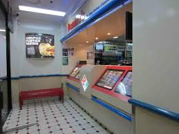 Dominos Pizza Store
