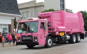 100 Pink Truck Rethink The Color Of Garbage TrucksGreene County News Online