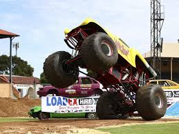 Monster Truck Rolls During Media Display At Adelaide Showgrounds At ... King Sling 3 Wheel Freestyle Crash Off The Beaten Path Perhaps To Run Like The Bemonster Truck Freestyle Monster Crashes Atv Party In Ramey Pa Tractor And Maverik Center Details Amazing Trucks Fails Backflips Xmaxx 8s 4wd Brushless Rtr Blue By Traxxas Cars Save Our Oceans Cadian Walrus Boogey Van Wiki Fandom Powered Wikia Batman Truck Wikipedia