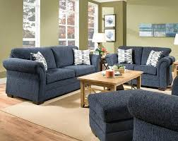 Country Style Living Room by Living Room Furniture India Navy Blue Sofa Show Me Your Home